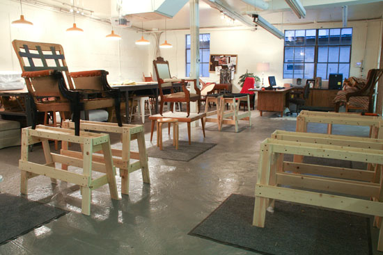 How To Build Upholsterer S Sawhorses Upholstery Club