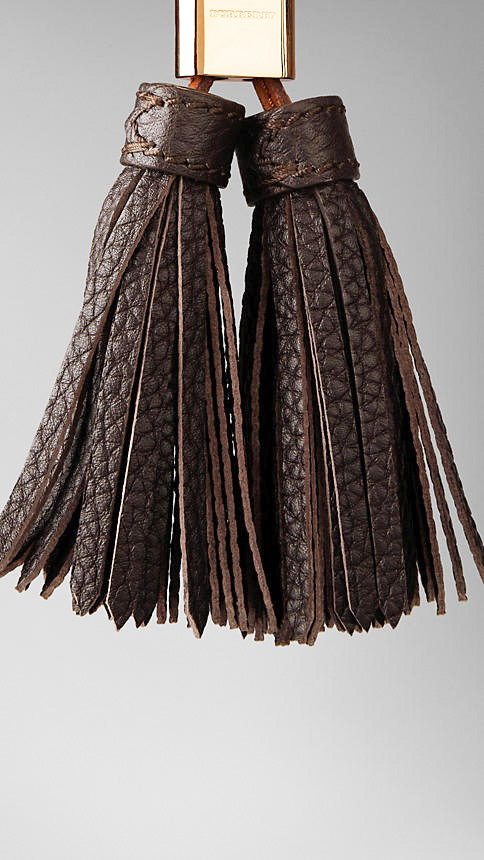 Upholstery Club | Stitched Leather Tassels